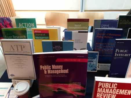 IRSPM books